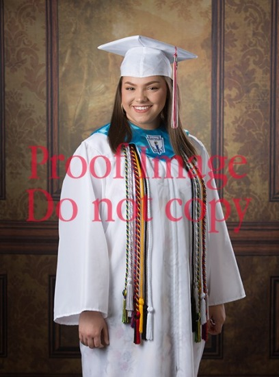Goldsberry grad pictures